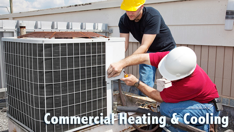 Commercial Heating cooling